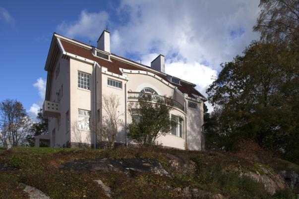 Urho Kekkosen museo Tamminiemi