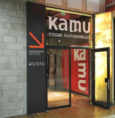 KAMU Espoon kaupunginmuseo