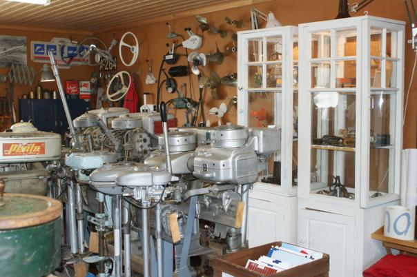 Outboard museum