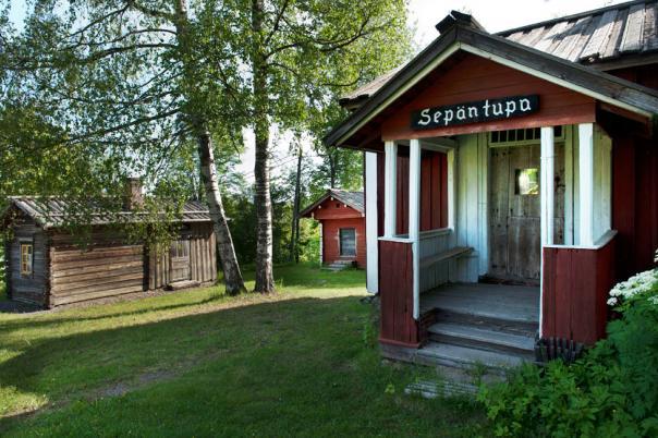 Sepänmäen käsityömuseo