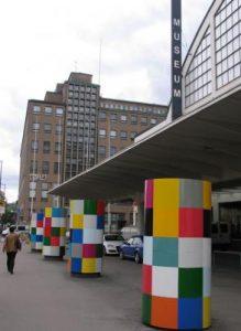 Helsingin taidemuseo tennispalatsi